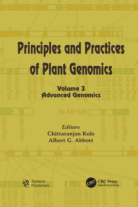 Principles and Practices of Plant Genomics, Volume 3: Advanced Genomics, 1st Edition (Paperback) book cover
