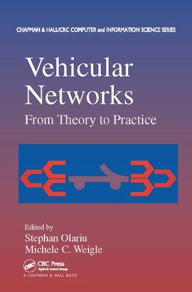 Vehicular Networks: From Theory to Practice, 1st Edition (Paperback) book cover
