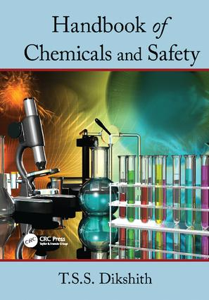 Handbook of Chemicals and Safety: 1st Edition (Paperback) book cover
