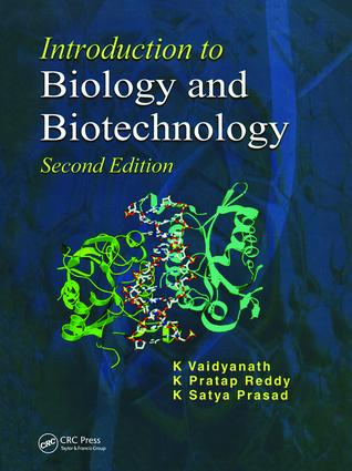 Introduction to Biology and Biotechnology, Second Edition: 1st Edition (Paperback) book cover