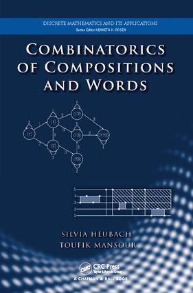 Combinatorics of Compositions and Words: 1st Edition (Paperback) book cover
