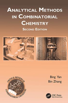 Analytical Methods in Combinatorial Chemistry, Second Edition book cover