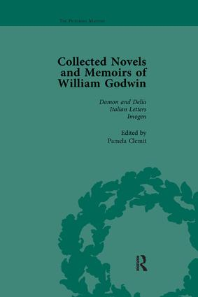 The Collected Novels and Memoirs of William Godwin Vol 2: 1st Edition (Paperback) book cover