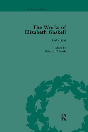 The Works of Elizabeth Gaskell, Part II vol 6: 1st Edition (Paperback) book cover