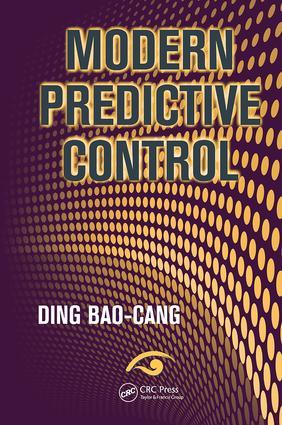 Modern Predictive Control: 1st Edition (Paperback) book cover