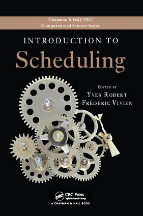 Introduction to Scheduling book cover