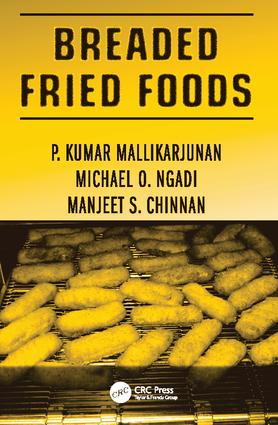 Breaded Fried Foods: 1st Edition (Paperback) book cover