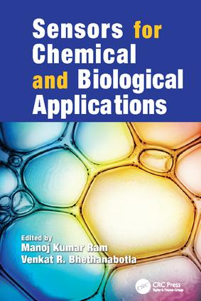 Sensors for Chemical and Biological Applications: 1st Edition (Paperback) book cover