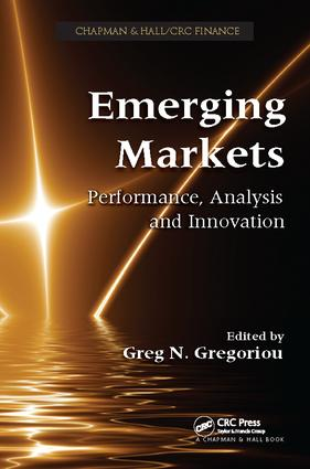 Emerging Markets: Performance, Analysis and Innovation, 1st Edition (Paperback) book cover