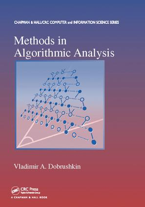Methods in Algorithmic Analysis: 1st Edition (Paperback) book cover