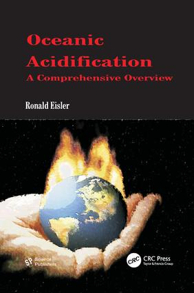Oceanic Acidification: A Comprehensive Overview, 1st Edition (Paperback) book cover
