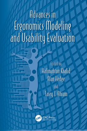 Advances in Ergonomics Modeling and Usability Evaluation book cover