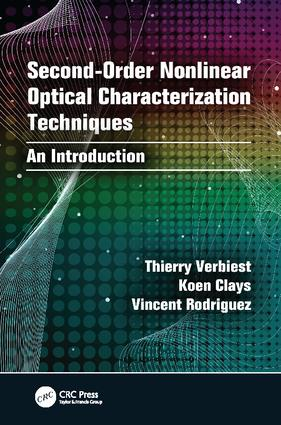 Second-order Nonlinear Optical Characterization Techniques