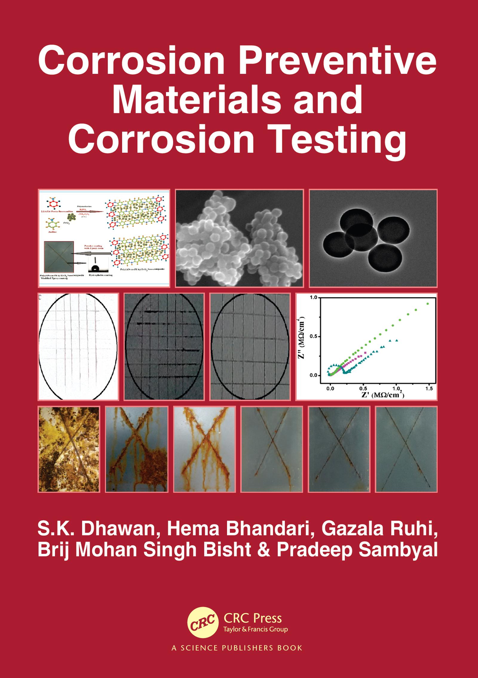 Corrosion Preventive Materials and Corrosion Testing book cover