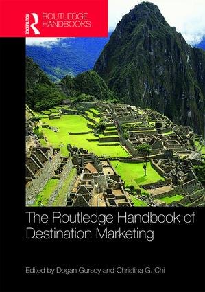 The Routledge Handbook of Destination Marketing book cover