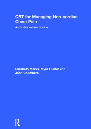 CBT for Managing Non-cardiac Chest Pain: An Evidence-based Guide book cover