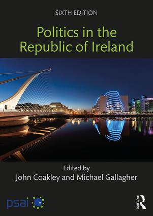 Politics in the Republic of Ireland: 6th Edition (Paperback) book cover