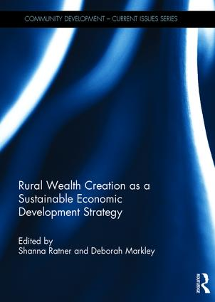 Rural Wealth Creation as a Sustainable Economic Development Strategy book cover