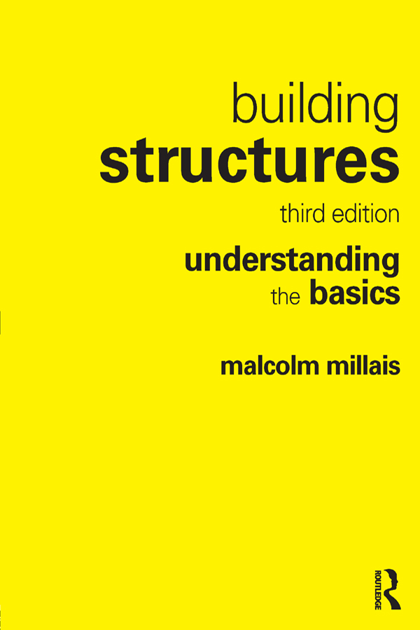 Building Structures: understanding the basics, 3rd Edition (Hardback) book cover