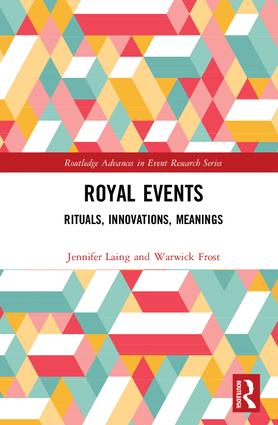 Royal Events: Rituals, Innovations, Meanings book cover