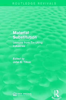 Material Substitution