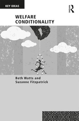 Welfare Conditionality: 1st Edition (Paperback) book cover