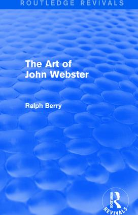 The Art of John Webster: 1st Edition (Hardback) book cover