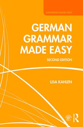 German Grammar Made Easy book cover