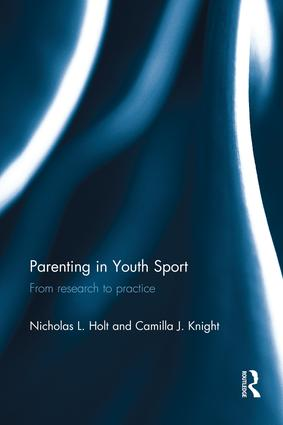 Parenting in Youth Sport: From Research to Practice book cover