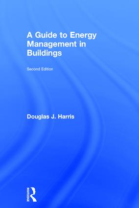 A Guide to Energy Management in Buildings: 2nd Edition (Hardback) book cover