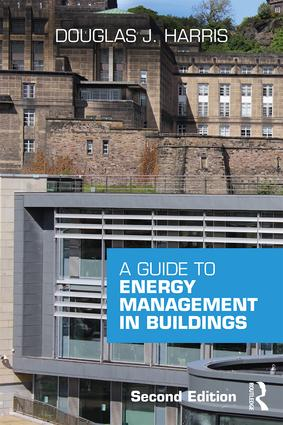 A Guide to Energy Management in Buildings: 2nd Edition (Paperback) book cover
