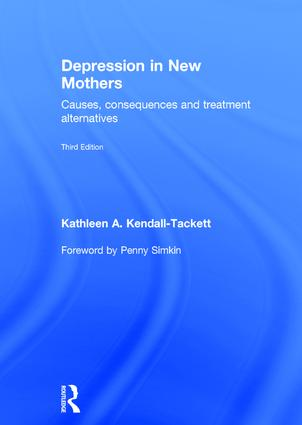 Depression in New Mothers: Causes, Consequences and Treatment Alternatives book cover