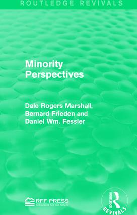 Minority Perspectives book cover