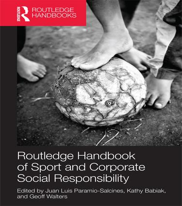 Routledge Handbook of Sport and Corporate Social Responsibility book cover