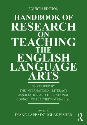 Handbook of Research on Teaching the English Language Arts: 4th Edition (Paperback) book cover