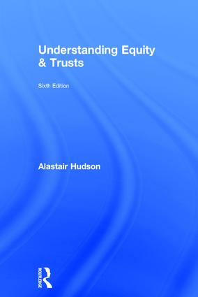 Understanding Equity & Trusts book cover