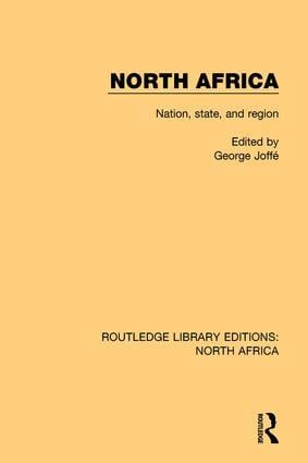 North Africa: Nation, State, and Region book cover