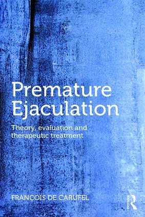 Premature Ejaculation (Paperback) book cover