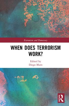 When Does Terrorism Work?: 1st Edition (Hardback) book cover