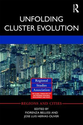 Unfolding Cluster Evolution: 1st Edition (Hardback) book cover