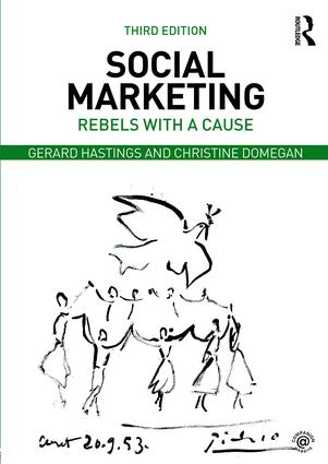 Social Marketing: Rebels with a Cause book cover