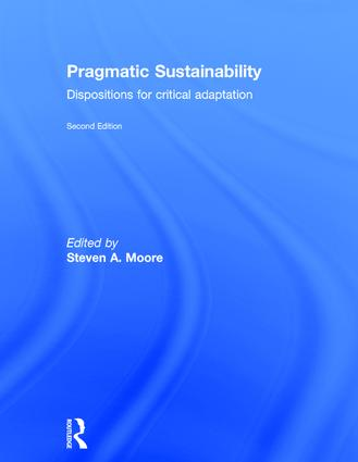 Pragmatic Sustainability: Dispositions for Critical Adaptation book cover