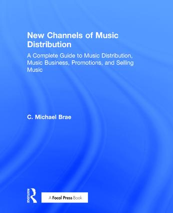 New Channels of Music Distribution book cover