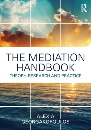The Mediation Handbook: Research, theory, and practice (Paperback) book cover