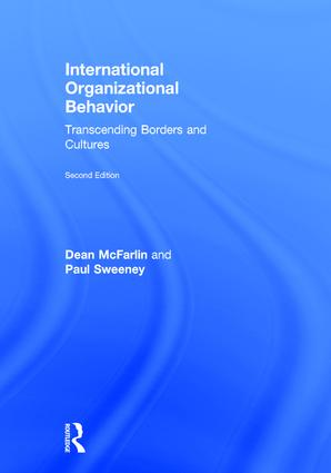 International Organizational Behavior
