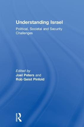 Understanding Israel: Political, Societal and Security Challenges book cover