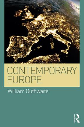 Contemporary Europe: 1st Edition (Paperback) book cover