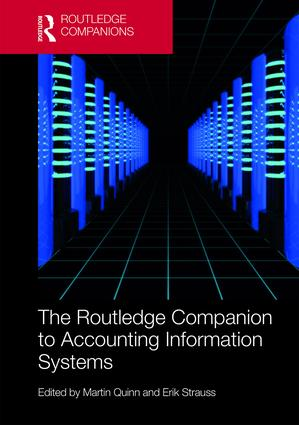 The Routledge Companion to Accounting Information Systems book cover