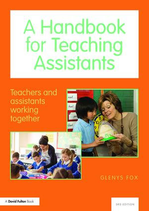 A Handbook for Teaching Assistants: Teachers and assistants working together book cover