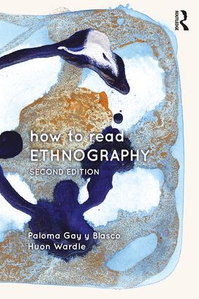 How to Read Ethnography book cover